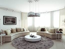 Round Rugs For Dining Room by Room Spacious Apartment Design Inside Moskovyan Plaza Dining Room