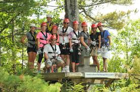 Treetop Canopy Tours by Are All Zipline Adventures The Same