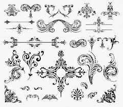 22 best vintage ornament vectors images on 100 free