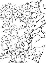 free printable dr seuss coloring pages coloring