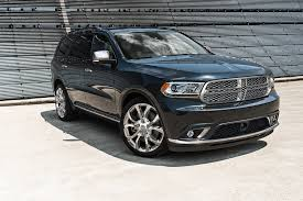 suv dodge 2017 dodge durango citadel dodge suv price specs interior and more