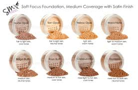 Black Hair Color Chart Foundation Color Charts Southern Magnolia Mineral Cosmetics