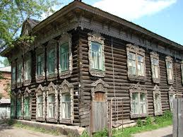 Russian Home Interior Design For Description Traditional Wooden House In Tomsk
