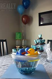 boy baby shower centerpieces baby shower centerpieces ideas for boys clear glass baby shower