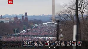 picture of inauguration crowd proof the trump inauguration crowd story is fake news ar15 com