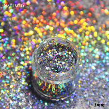 holographic glitter aliexpress buy 0 2mm laser silver glitters holographic