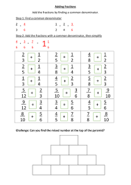 number names worksheets writing fractions as decimals worksheet