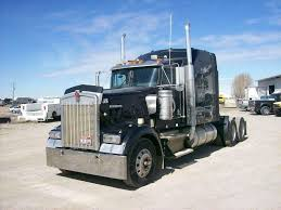 semi truck sleepers 2005 kenworth w900b sleeper semi truck for sale 240 217 miles