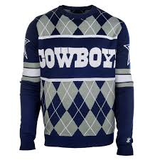 nfl sweaters nfl football cowboys big logo sweater sports