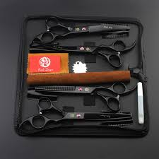 7 0 Inch Japan High Quality Professional Pet Scissors With Case