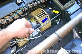 bmw e39 5 series blower motor repair 1997 2003 525i 528i 530i
