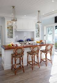 wooden kitchen flooring ideas wood look porcelain tile walker zanger kitchen designs ny