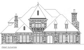 County House Plans by Laurel Haven 03215 French Country House Plans Luxury House Plans