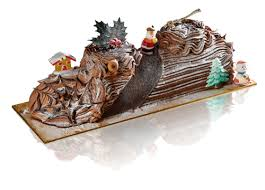 lovingly handmade chocolate yule log from patisserie valerie the