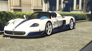 maserati mc12 blue race car handling for maserati mc12 gta5 mods com