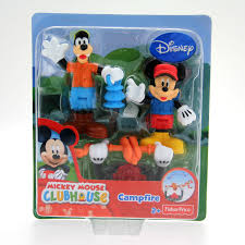 Elmo Bedroom Set Mickey Mouse Clubhouse Toys Mickey And Goofy Campfire Set At Toystop
