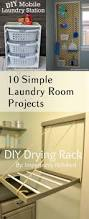 Small Laundry Room Decorating Ideas by Best 25 Laundry Rack Ideas On Pinterest Laundry Room Laundry
