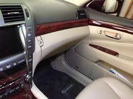 2007 lexus ls 460 interior cashmere interior owners what color mats clublexus lexus