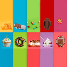 android lolipop 10 iconic features of each major android update from cupcake to