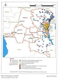 Congo Map Dr Congo U2013 Page 8 U2013 Rachel Strohm