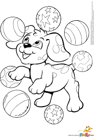 puppies coloring pages fleasondogs org