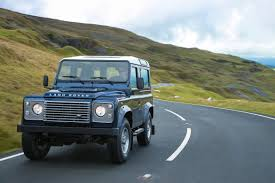defender land rover off road land rover land rover send defender back over news cars com