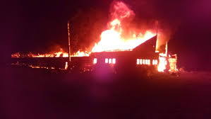 Barn Fires Fire Marshal U0027s Office Investigating Ludlow Barn Fire U2014 Aroostook