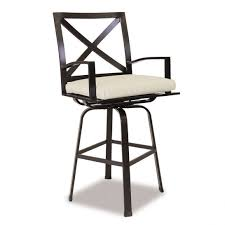 restaurant outdoor bar stools outstanding swivel bar stoolterrace cushions metal aluminum stools