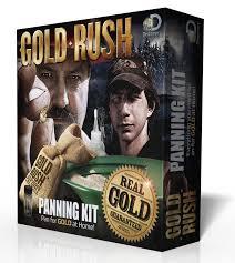 1 lb original gold rush panning kit u2013 pay dirt gold