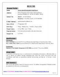 Best Resume Models by Examples Of Resumes Best Cv Format Resume 2015 Free Model