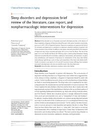 ls for seasonal affective disorder reviews cia 47230 sleep disorders and depression brief review of the