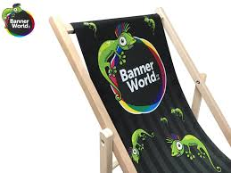 Canvas Deck Chair Plans Pdf by Branded Deck Chairs Full Colour Printed Personalised Deck Chairs