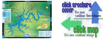 cumberland lake map need a brochure lake cumberland state dock