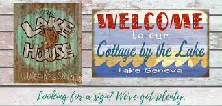 lake house signs lake house gifts lake wear lake house decor signs