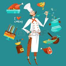 j aime cuisiner cuisine de chef avec divers ingrédients j aime cuisiner la notion