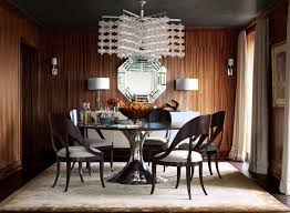 Contemporary Dining Room Lighting 30 Modern Dining Rooms With Magnificent Chandeliers