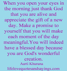 quote about thanking god daily quotes of the