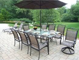 Patio Furniture Set With Umbrella Inspirational Outdoor Patio Set With Umbrella Or Patio Table