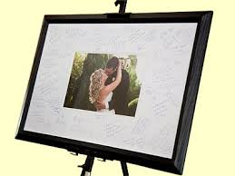 wedding signing frame guest signing boards wedding planning discussion forums