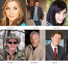nashville hair show 2015 dine or shoot with celebrities at nra show 2015
