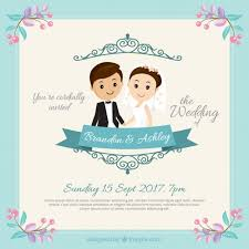 wedding invitations vector wedding invitation vector free