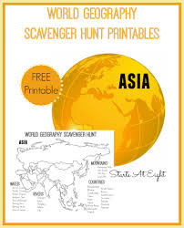thanksgiving internet scavenger hunt world geography scavenger hunt asia free printable startsateight