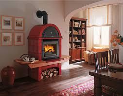 camini nordica stufa a legna con forno nordica extraflame falo 2l bordeaux