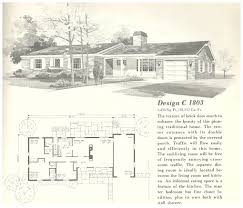 Ranch Home Plans 1960s Ranch House Plans Home Design