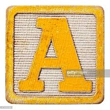 letter a stock photos and pictures getty images