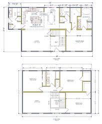 2 story home floor plans barksdale