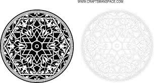 islamic ornament 2 vector