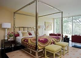 chrome bed design ideas