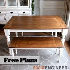 Diy Table Plans Free by Fixer Upper Diy Style 101 Free Diy Furniture Plans