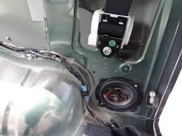 suzuki every interior installation of the rear speakers on the suzuki jimny brookepedia